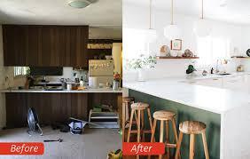 budget kitchen makeover ideas 10 amazingly superb kitchen makeovers interior designology