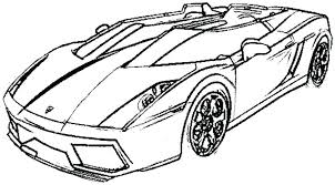 Cool Car Coloring Pages Vonsurroquen Me Car Coloring Pages Printable For Free