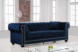 Blue Velvet Chesterfield Sofa Sofa Navy Velvet Sofa Ikea Navy Blue Velvet Sofa Uk Navy Blue