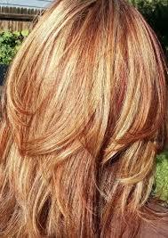 idears for brown hair with blond highlights auburn hair blonde highlights 72 fabulous ideas for summer hair
