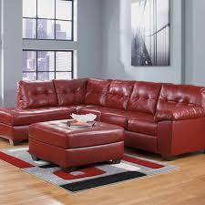 Sofa With Ottoman by Jaclyn 2 Piece Sectional U2013 Jennifer Furniture