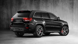 jeep grand cherokee all black 2016 jeep grand cherokee srt photos informations articles