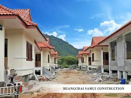 bungalow construction koh samui ruangchai samui construction