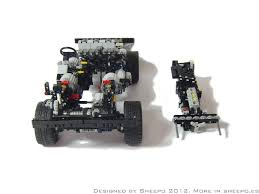 lego mini cooper engine sheepo u0027s garage land rover defender 110