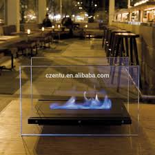 inovation 2015 cute and cheap portable fireplace portable glass