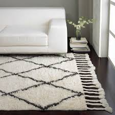 Brown And White Area Rug Flooring Awesome 5x7 Area Rugs With Charming Motif For Inspiring