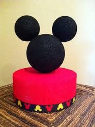mickey mouse clubhouse cupcake and cake pop by fabracadabradesigns