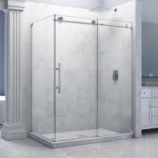 Stall Doors Bathroom Corner Shower Stall Dreamline Shower Doors Round