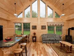 Log Homes Floor Plans With Pictures by Log Cabin Interior Ideas U0026 Home Floor Plans Designed In Pa