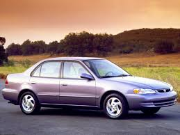 2005 toyota corolla review 1999 toyota corolla overview cars com