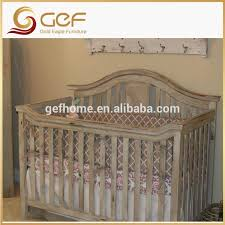 american style baby crib natural wood cot bed gef bb 93 buy