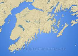Kenai Alaska Map by Kenai Peninsula Maps