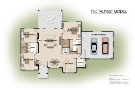 Floor Plan Front View by 100 Floor Plan Front View Modern House Plans View Modern