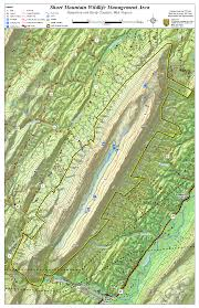 West Virginia Map With Counties by West Virginia Dnr Wma Map Project