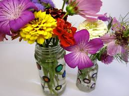how to decorate vases decorate glass vases with polka dots