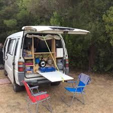 mitsubishi delica 2017 interior campervan mitsubishi delica de 1998 frogs in nz suv camping