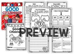 citizenship good citizenship 1st 2nd 3rd grade by happy days