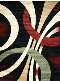 Modern Black Rugs Black Modern Rugs Contemporary Area Rugs Clearance Area Rugs