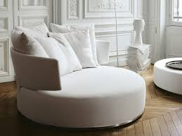 round sofa style roundup decorating with round sofas and couches