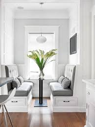 beautiful banquette our favorite small kitchens that live large banquettes bump and
