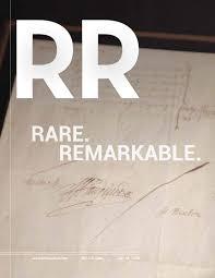 Nancy Reagan Signature Rr Auction Americas Autograph Auction Virtual Catalog 373 By Rr