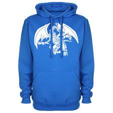 tribal blue eyes white dragon yu gi oh hoodie