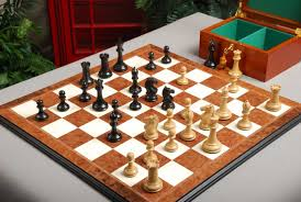 classic wooden chess set birdseye maple chess board coffer