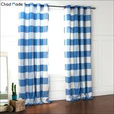 Navy Chevron Curtains Chevron Navy Curtains Blue And White Valance Size Of Kitchen