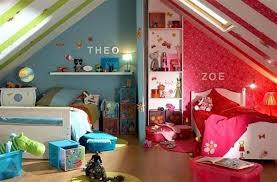 des chambre pour fille mes idées déco chambre d enfant une chambre pour fille et garçon