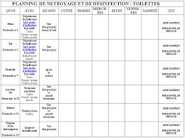 plan de nettoyage 0217 plan de nettoyage 0217 untitled document