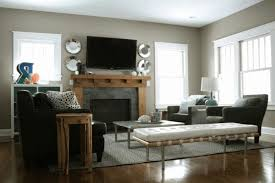 Simple Living Room Designs Coffee Table Decorative Accents Round - Contemporary living room furniture las vegas