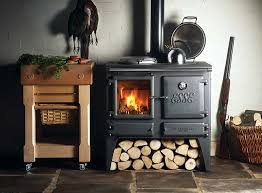 Kitchen Queen Wood Stove by A 3 In 1 Wood Cookstove Green Homes Mother Earth News
