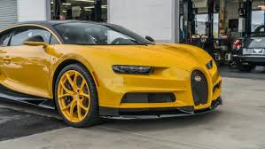 bugatti chiron dealership states u0027 first bugatti chiron delivered