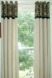 How To Sew Curtains With Grommets Diy Curtains 5 Amazing Budget Friendly Tutorials