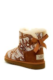 ugg sale beyond the rack ugg australia mini bailey bow starfish genuine sheepskin lined