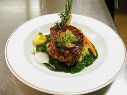cuisine ris de veau joue et ris de veau de grain du québec rôtis purée de racines de