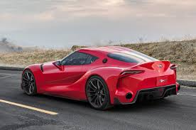toyota auto car new toyota supra on course for 2018 launch autocar