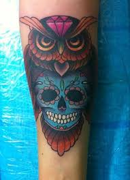 50 owl and skull ideas for your ink sugar skull
