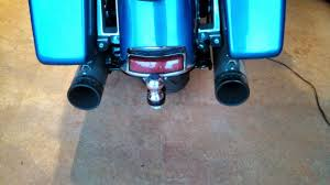 trailer hitch installed 2014 flhtk harley davidson forums