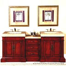 minimalist oak bathroom vanity ideas design with white sink for