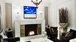 new ideas modern fireplace mantels with monroe modern stone