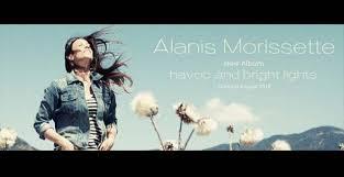 Alanis Morissette Havoc And Bright Lights Alanis Morisette Havoc And Bright Lights Nuovo Album Canzoni Web