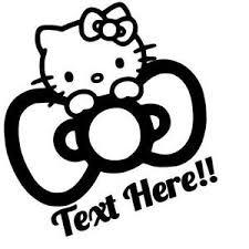 kitty stickers ebay
