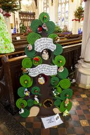 Christmas Tree Ideas 2014 Uk Children U0027s Activities St Mary Le Tower Grand Christmas Tree Festival