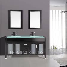 Espresso Double Vanity Inch Freestanding Double Espresso Wood Bathroom Vanity Include