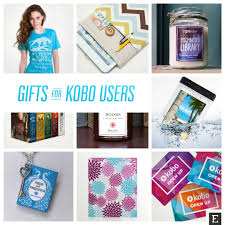 7 best gift ideas for the kobo user in your life