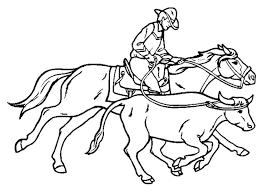 40 cowboy coloring games images cowboy