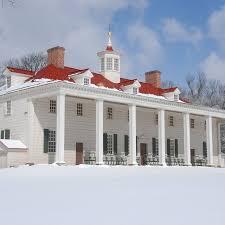 the mansion george washington u0027s mount vernon