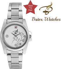Britex Stainless by Britex Bt2062 Jubile Exgantia Watch For Women Buy Britex