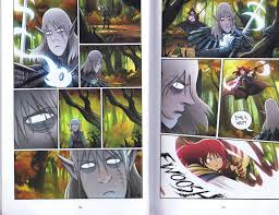 amulet vol 5 trellis stop seeing things and focus amulet